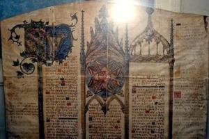 La Charta Larménius