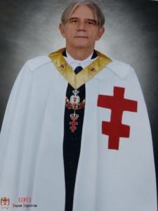 Il Gran Maestro Dom Albino Neves